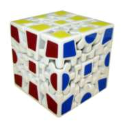 Puzzle Cubes - Gear Cube, Generation II