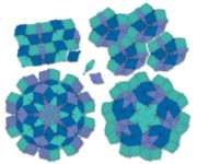 In the Ocean Standard Pack - 90pc Tessellation Puzzle