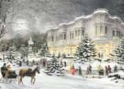 Cobble Hill Jigsaw Puzzles - Winter Garden