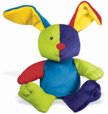 "Velveteens: Bunny - 10"" Rabbit"