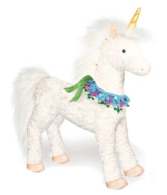 "Capricorn the Unicorn - 12"" Unicorn"
