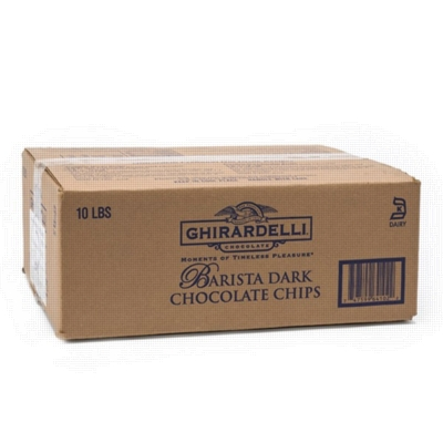 Calories In Ghirardelli Dark Chocolate Chips