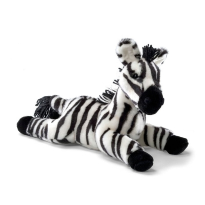 "Zally - 14"" Zebra By Gund"