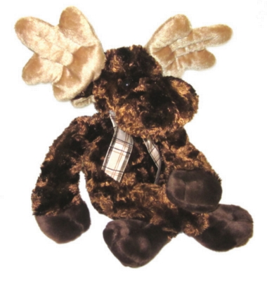 "Maximillian - 18"" Moose by Melissa & Doug"