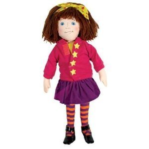 "Junie B. Jones - 11"" Doll by MerryMakers"