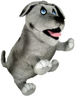 "Walter the Farting Dog - 18"" Dog by MerryMakers"
