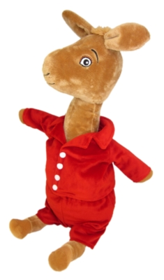 "Llama Llama Red Pajama - 22"" Llama by MerryMakers"