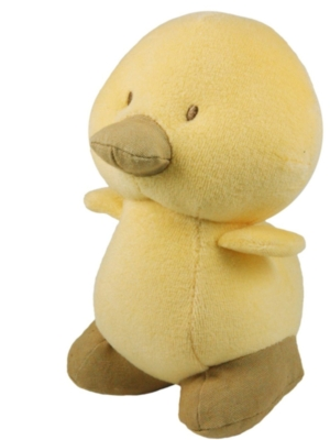 "Organic 8"" Duck - Made w/ Organic Cotton & All Natural Fill"