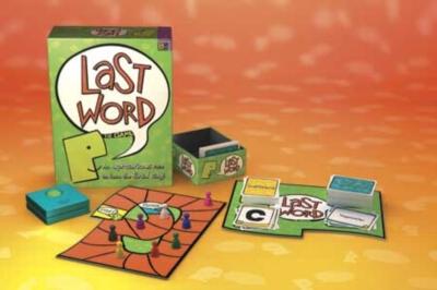 Board Games - Last Word
