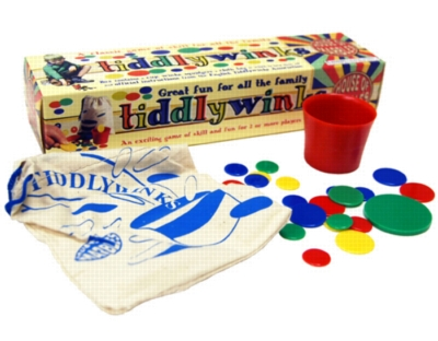 Tiddlywinks - Classic Game