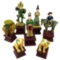 "Tang Dynasty Chess with 19.5"" Board - Chess Set"