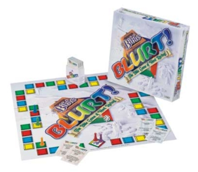 Bible Blurt - Board Game
