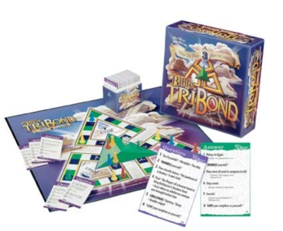 Bible TriBond - Board Game