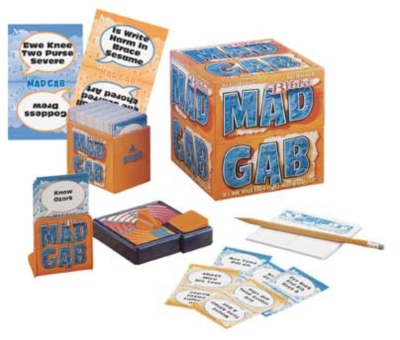 Bible Mad Gab - Party Game