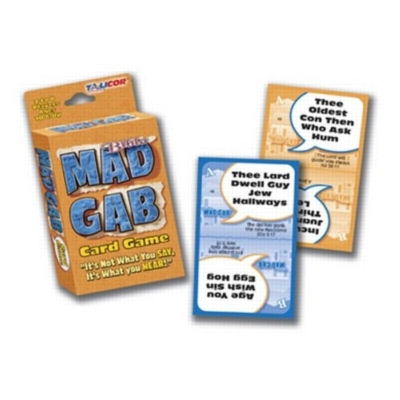 Card Games - Bible Big Deal Mad Gab