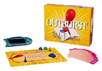 Outburst Bible Edition - Board Game