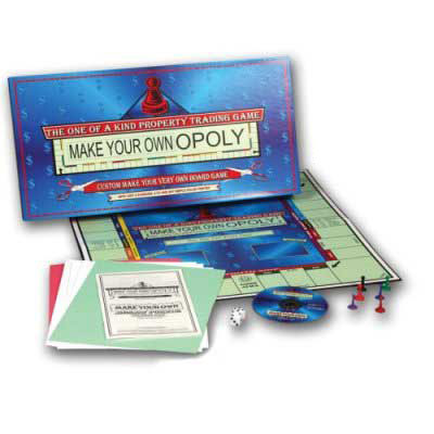Monopoly: Make Your Ownopoly