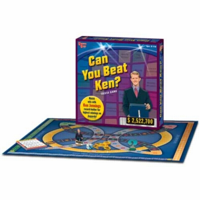 Board Games - Can You Beat Ken