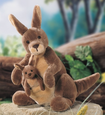 Jirra - 10'' Kangaroo by Gund