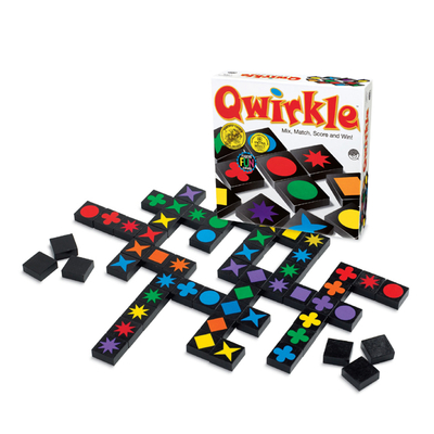 Tile Games - Qwirkle