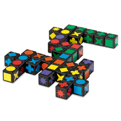 Qwirkle Cubes - Strategy Game
