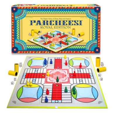 Board Games - Parcheesi, Royal Edition