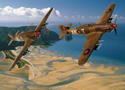 Jigsaw Puzzles - Hawker Hurricane