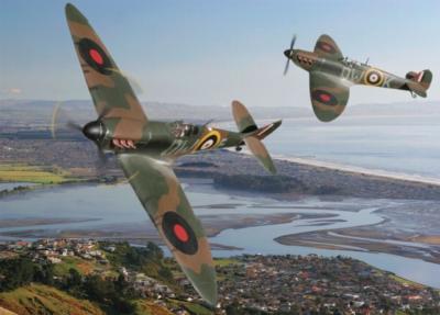 Jigsaw Puzzles - Supermarine Spitfire