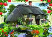 River Cottage - 1000pc Jigsaw Puzzle By Holdson