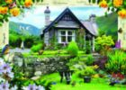Lakeland Cottage - 1000pc Jigsaw Puzzle By Holdson
