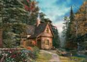 Woodland Haven - 1000pc Jigsaw Puzzle By Holdson