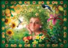 Spirits of Summer - 1000pc Jigsaw Puzzle By Holdson