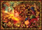Spirits of Autumn - 1000pc Jigsaw Puzzle By Holdson