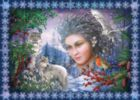 Spirits of Winter - 1000pc Jigsaw Puzzle By Holdson