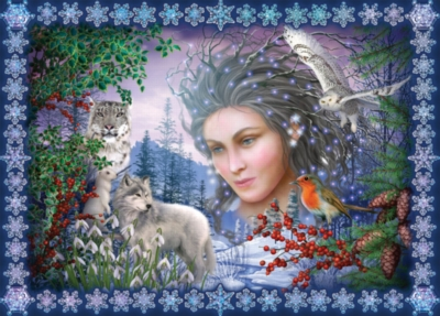 Holdson Jigsaw Puzzles For Sale - Spirits of Winter