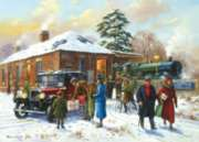 Nearly Home - 1000pc Jigsaw Puzzle By Holdson