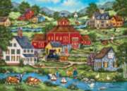 Gently Down the Stream - 2000pc Jigsaw Puzzle by Masterpieces