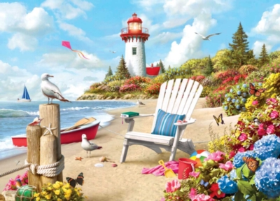 Daydream - 2000pc Jigsaw Puzzle by Masterpieces