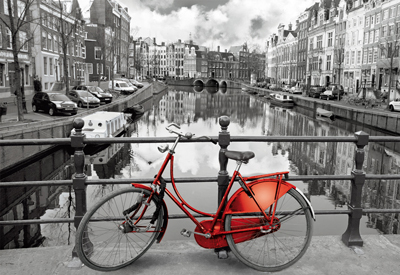 Amsterdam - 1000pc Jigsaw Puzzle By Educa