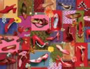 Pearls & Pumps! - 500pc Jigsaw Puzzle by Springbok