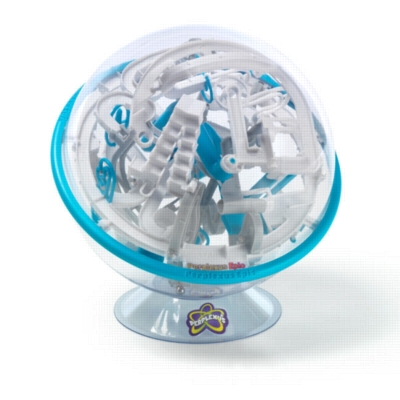 Perplexus Epic - 125 Barriers! Track In A Sphere - Maze Puzzle