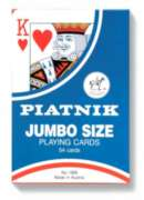 Playing Cards - Giant 7