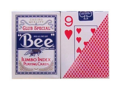 Playing Cards - Bee
