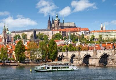 Jigsaw Puzzles - Prague, Czech Republic