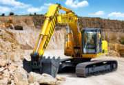 Excavator - 260pc Jigsaw Puzzle by Castorland