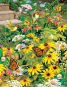 Busy Blooms - 500pc Jigsaw Puzzle by Springbok