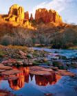 Cathedral Rock - 1000pc Jigsaw Puzzle by Springbok