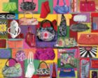Purses! Purses! Purses! - 2000pc Jigsaw Puzzle by Springbok