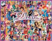 Divas - 1000pc Jigsaw Puzzle by White Mountain