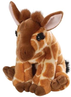 "Baby Giraffe - 12"" Cuddlekins Giraffe by Wild Republic"
